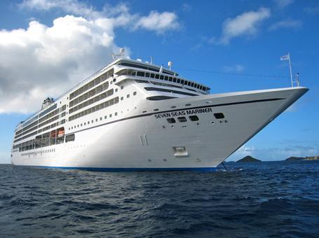 Croisière Seven Seas Mariner