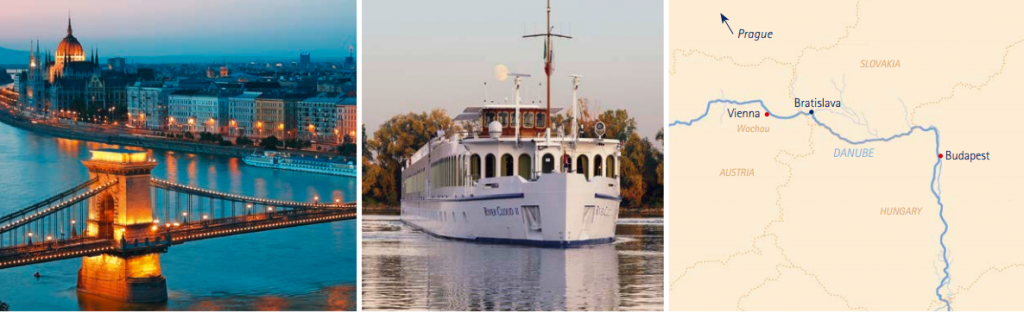Croisière Fluviale Sea Cloud Cruises