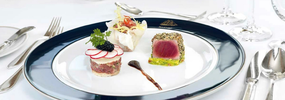 Croisière Culinaire Sea Cloud Cruises
