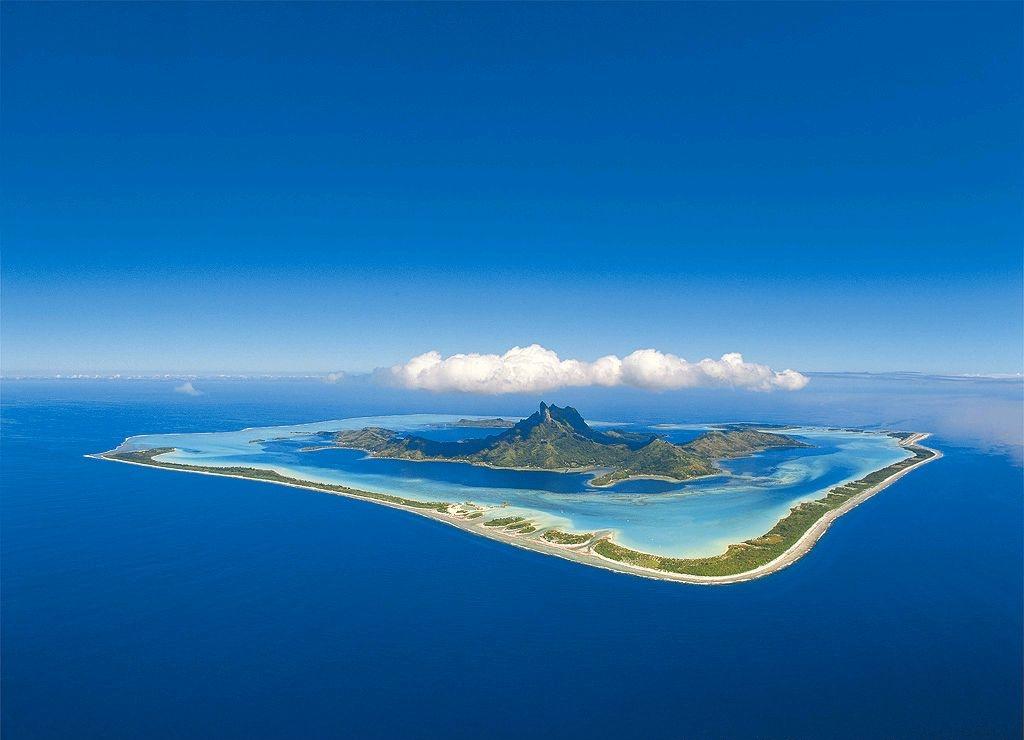 croisière de luxe Polynésie tahiti