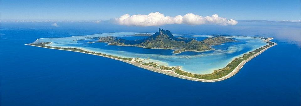 100% Polynésie en Croisière avec Oceania Cruises