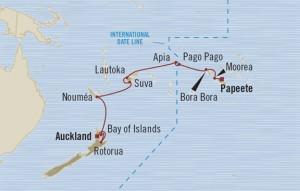 oceania cruises luxe