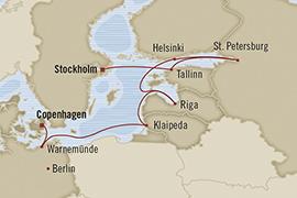 oceania cruises luxury baltique