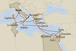 oceania cruises méditerranée