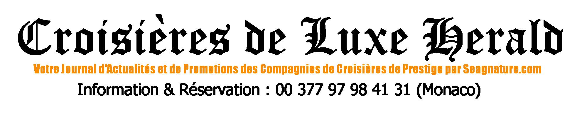 Croisières de Luxe Herald
