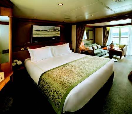 Regent Seven Seas Cruises Collection Francaise