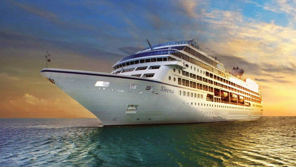 Croisière de Luxe Oceania Cruises Sirena