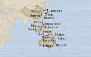 croisière oceania cruises