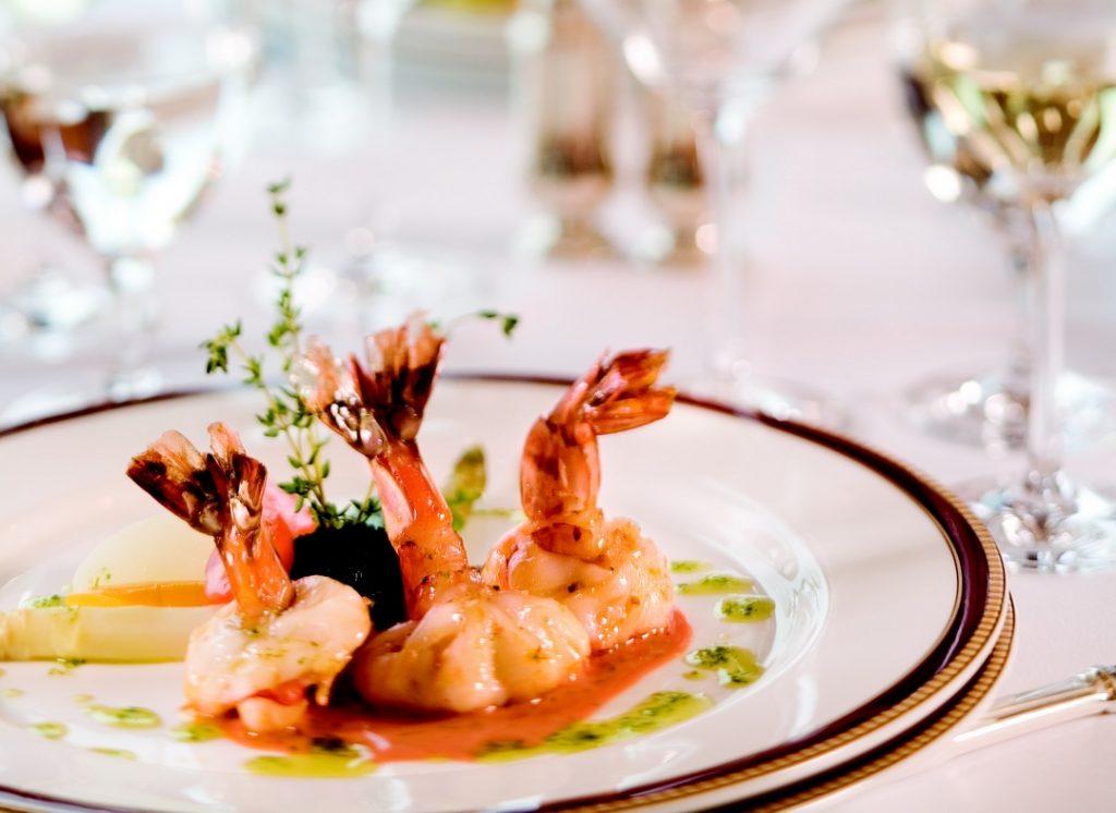 croisière gastronomie luxe