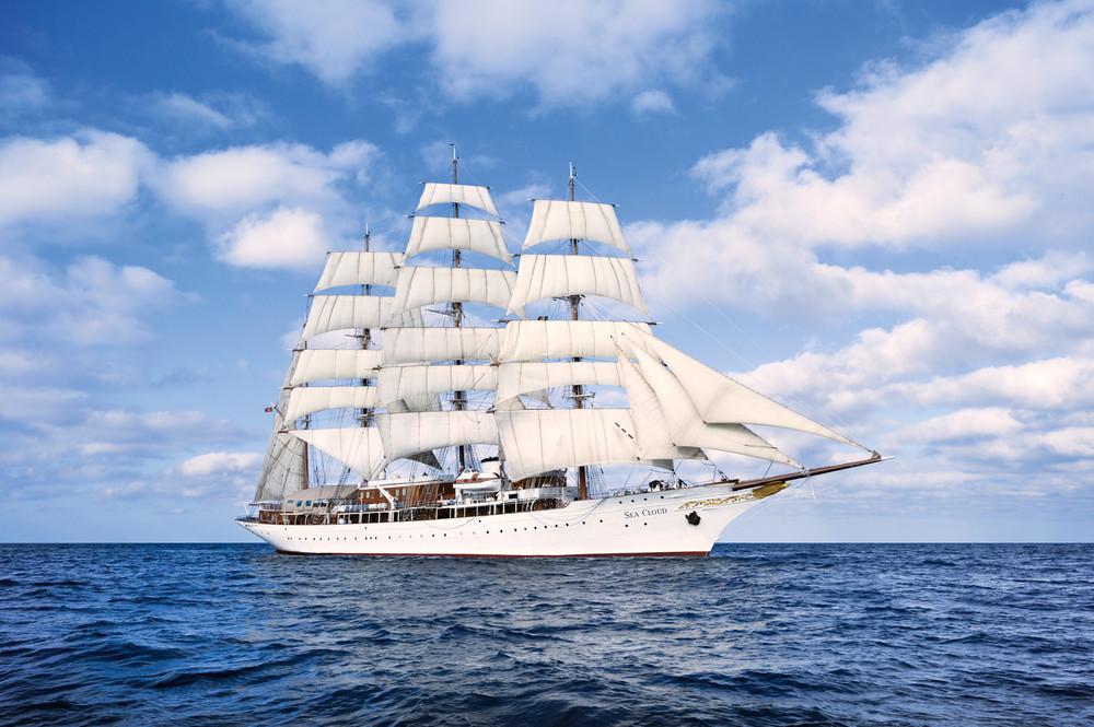 Croisière de Luxe Sea Cloud Cruises