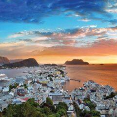 Croisière vers Ålesund en Norvège avec Oceania Cruises