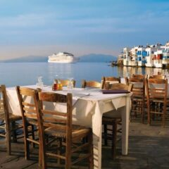 Croisière vers Mýkonos avec Oceania Cruises