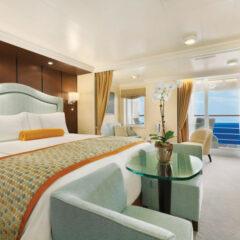 Votre Penthouse Oceania Cruises au départ de Monaco