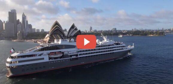 Découvrez la baie de Sydney avec Ponant