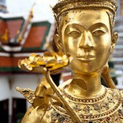 Bangkok: croisières de luxe vers la capitale de la Thaïlande et l'Asie.