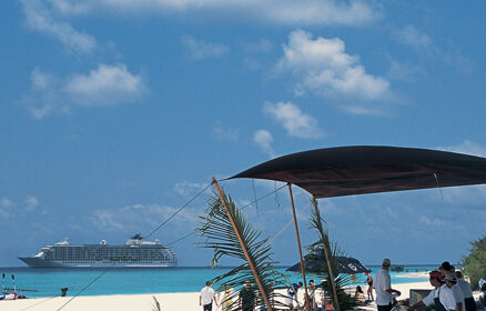 «The World» : des résidences en mer pour des croisières de luxe.