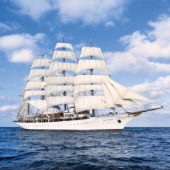Croisière: les 7 Vies du Sea Cloud