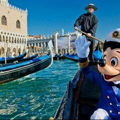 Croisières Disney Cruise Line en Méditerranée 2013. Itinéraires de 4, 7 et 12 jours à partir de €1109.