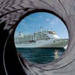 Croisière de Luxe Frappée par Regent 007 Seas!