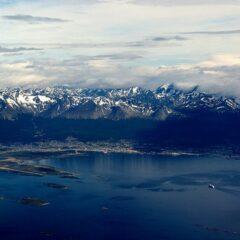 Ushuaïa: escale pour des croisières traditionnelles ou port d'embarquement pour l'Antarctique.